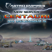 New server announced: Centauri