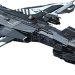 Scout Ship animation
